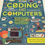 Coding and Computers paperback book from Parragon
