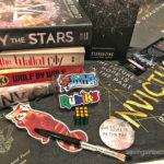The August #NOVLbox curated by Ryan Graudin + #giveaway ends 11/4 US/CAN