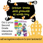 The Learnalots supplemental activities for Second Grade #giveaway US ends 10/16