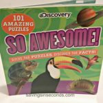 Discovery So Awesome!  Solve the Puzzles, Discover the Facts! US #giveaway