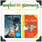 Little Wolf's Book of Badness book + DVD #WonderFALL #giveaway ends 10/15 US