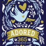 Adored 365 Day Devotional for Girls #AdoredByGod #FlyBy