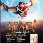 Leap movie Family Nights at Ryan's Ovation Brands restaurants