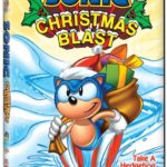Sonic Christmas Blast DVD makes a great stocking stuffer