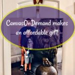 Canvas on Demand has affordable gifts #ad #mycanvasondemand
