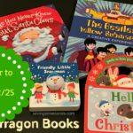 Parragon books make December fun #giveaway ends 12/25