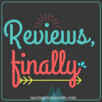 Reviews Finally – PART 1