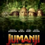 Fun family day at @amctheatres #Jumanji