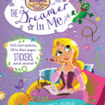 Disney Tangled The Dreamer in Me Secret Journal #giveaway US ends 2/15