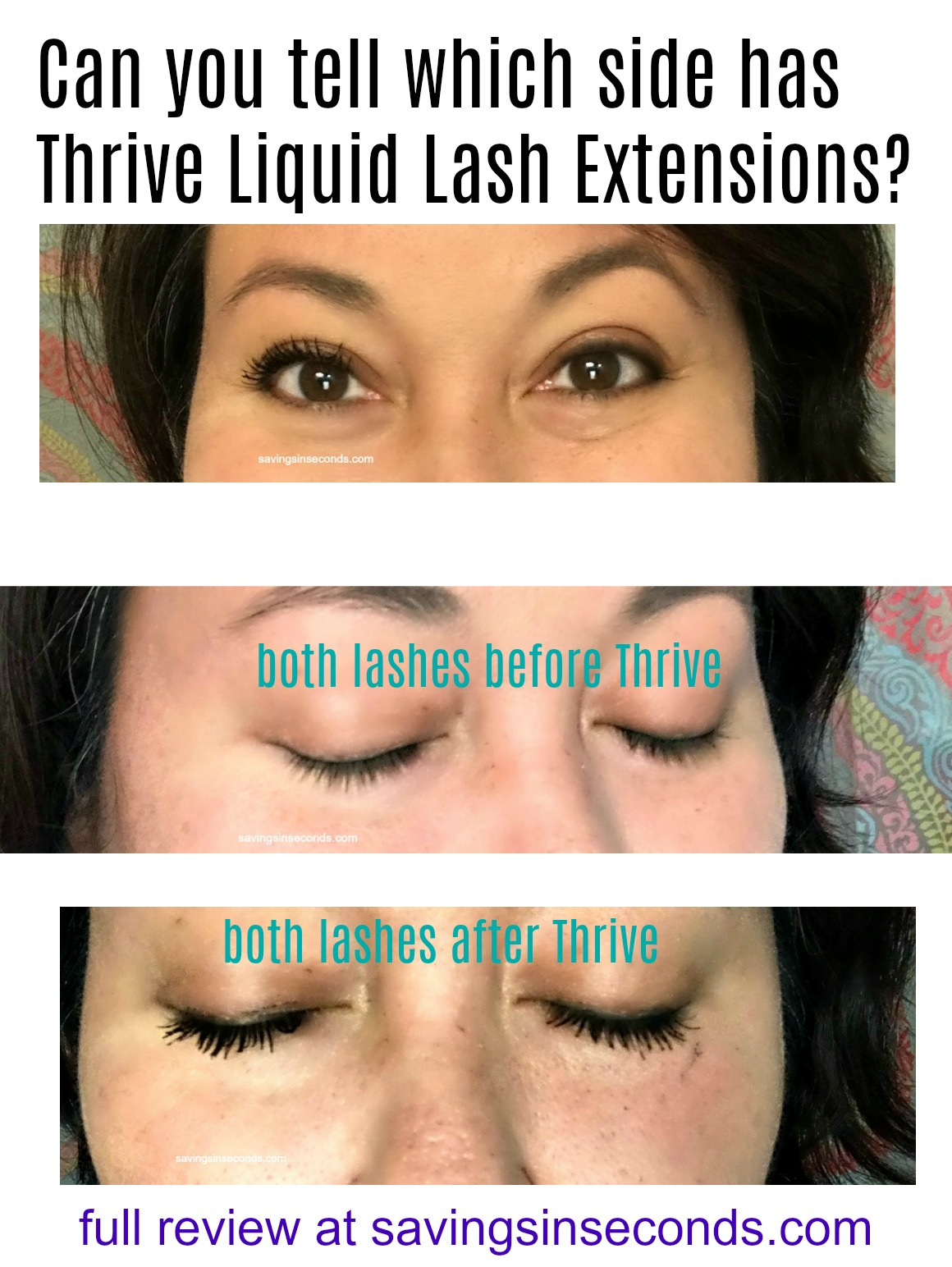 Thrive Causemetics Liquid Lash Extensions Mascara Review Induced Info